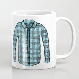 Flannel shirts Coffee Mug