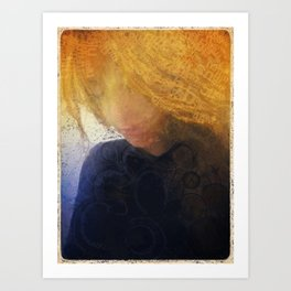 Thoughts in Disorder Art Print