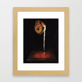Not Yet Spilt Milk Framed Art Print