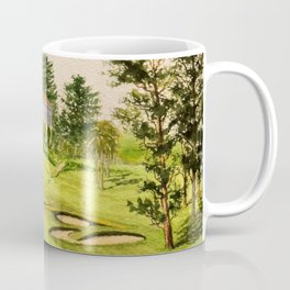 The Olympic Golf Course 18th Hole Coffee Mug