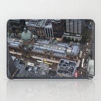 sydney iPad Cases featuring Sydney  by Cynthia del Rio