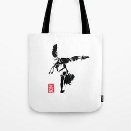 Capoeira 451 Tote Bag