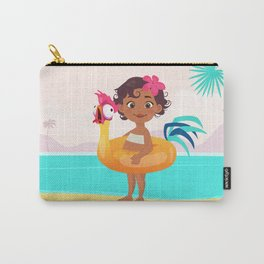Baby Moana & Hei Hei Carry-All Pouch