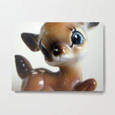 Deer me. Metal Print