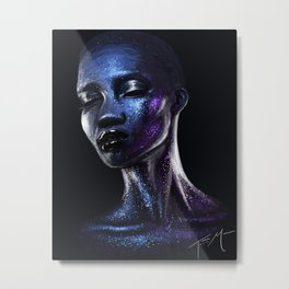 We Are Made of Stardust Metal Print
