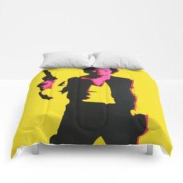 Han Solo Pop Art Comforters