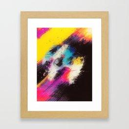 Power Up! Framed Art Print