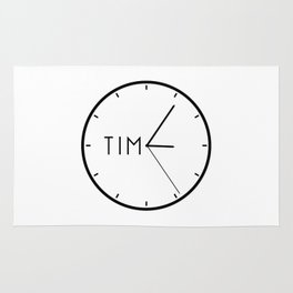 TIME Rug