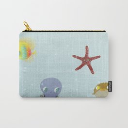 Bajo del mar Carry-All Pouch