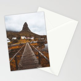 Magical Autumn Mountain  Stationery Cards