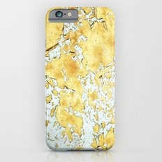 Gold #society6 #decor #buyart iPhone 6s Slim Case