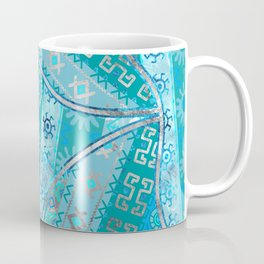 Ethnic Tribal Pattern Art N7 Coffee Mug