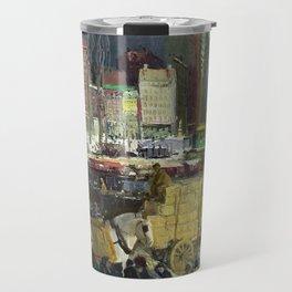 New York - George Bellows Travel Mug