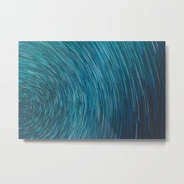 When The Stars Become Threads Metal Print