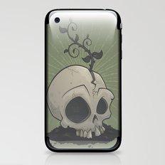 Skull Garden iPhone & iPod Skin