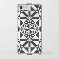 compass iPhone & iPod Cases featuring Compass by Vadeco