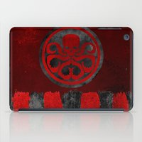 hydra iPad Cases featuring Captain Hydra by Some_Designs