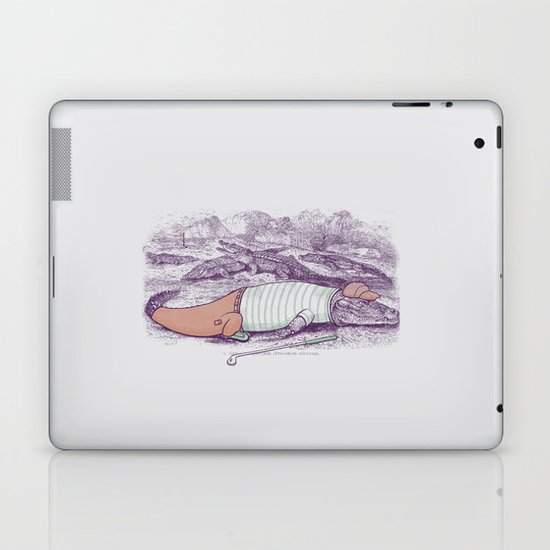Golf Buddy Roger Laptop & iPad Skin