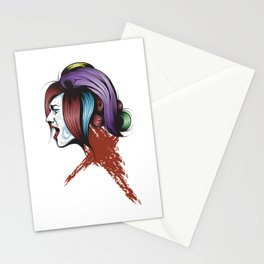 Color your life Stationery Cards