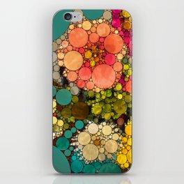 Perky Flowers! iPhone Skin