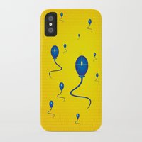 computer iPhone & iPod Cases featuring computer love by mangulica
