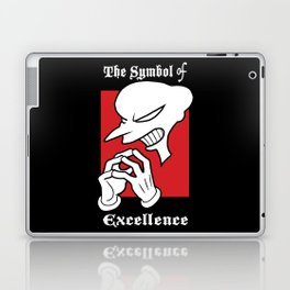Symbol of Excellence Laptop & iPad Skin