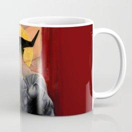 Aries Iron Bull zodiac tarot card dragon age inquisition Coffee Mug