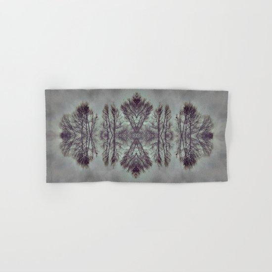 Treeflection I Hand & Bath Towel