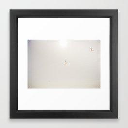 Tandem Framed Art Print