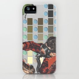 Munsell Soil Color Chart 3 iPhone Case