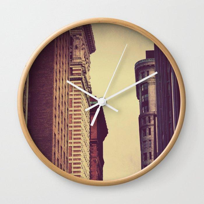 Inception Wall Clock