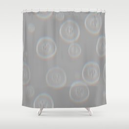 jellyghost Shower Curtain