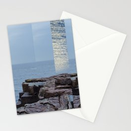 SUN HOLE Stationery Cards