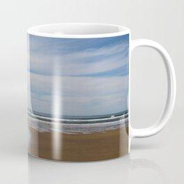 Where Sky Meets Sea Coffee Mug