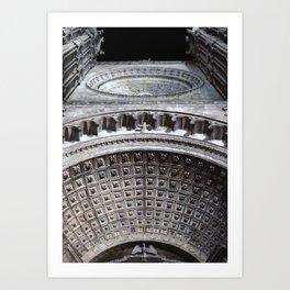 Palma de Mallorca Cathedral - La Seu Art Print