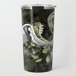 May All 'Your Geese be Swans Travel Mug