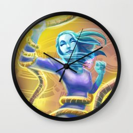 The Gift of Strength Wall Clock