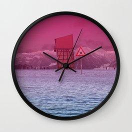 atmosphere 62 Wall Clock