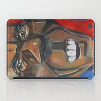 obama iPad Cases featuring Obama Abstract by creativecurran