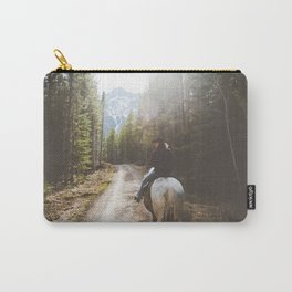 Horseback riding Carry-All Pouch