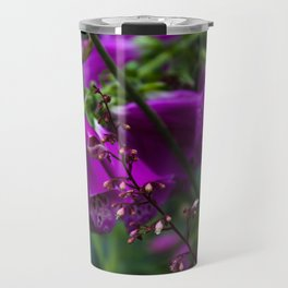 Lavender Bells Travel Mug