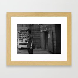 coordination Framed Art Print