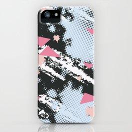 Simple pattern love iPhone Case