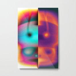 XOS-SNOT 2 Metal Print