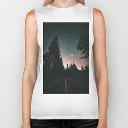 Yosemite x Milky Way Biker Tank