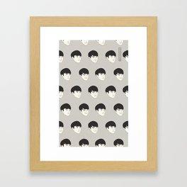 D.O.2 Framed Art Print