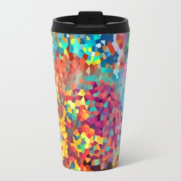Party of Colors Travel Mug