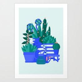 Comfort Zone Art Print