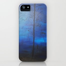 Daddy Long Legs iPhone Case
