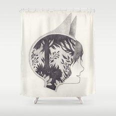 wild Shower Curtain